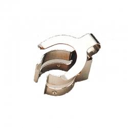 不鏽鋼24/40 磨砂接頭夾