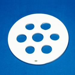 乾燥器用瓷板
