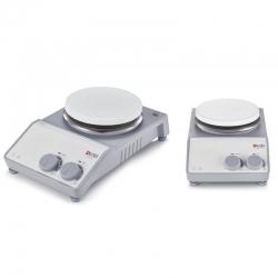 電磁加熱攪拌器 類比式 5吋圓盤 MS-H-S 340℃