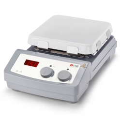 電磁加熱攪拌器 LED 7吋方盤 MS-H550-S 550℃