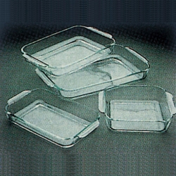 厚壁玻璃盤