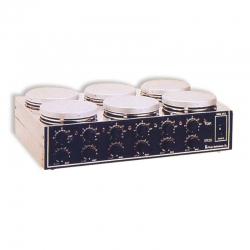 電磁加熱攪拌器  六點式
