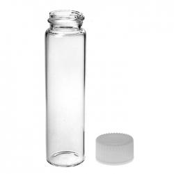 螺蓋樣本瓶 白蓋PTFE墊片