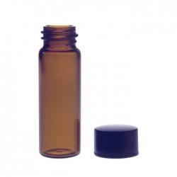 茶色螺蓋樣本瓶黑蓋橡膠墊片