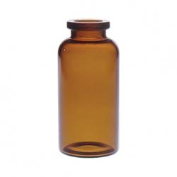 茶色血清瓶