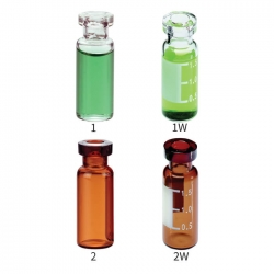 11mm鋁蓋取樣瓶 標準瓶口 12x32mm