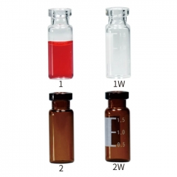 11mm鋁蓋取樣瓶 寬口 12x32mm
