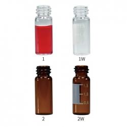 10-425 螺蓋取樣瓶 寬口 12x32mm