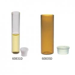 平口取樣瓶 內塞式塑膠蓋