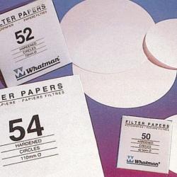 硬質定量濾紙 Grade NO.50