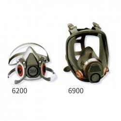 防毒面具(不附濾毒罐)
