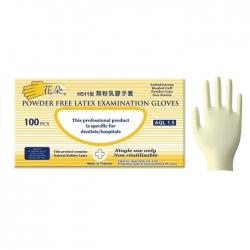 乳膠無粉手套 標準型