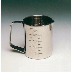 不鏽鋼手把燒杯