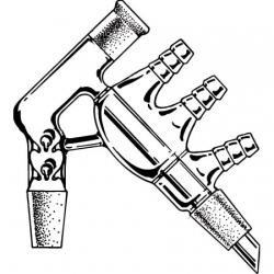 蒸餾裝置 減壓頭