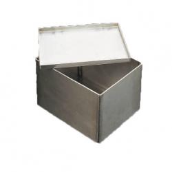 不鏽鋼染色壺 橫式