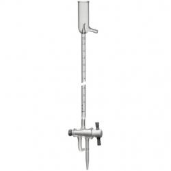 自動滴定管B級附溢流管 PTFE活栓