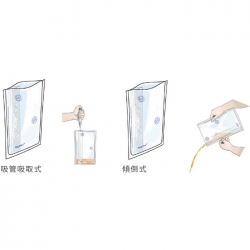 鐵胃袋  單邊濾網
