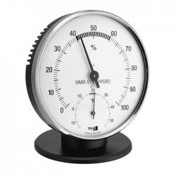 毛髮溫濕度計 指針型 附座