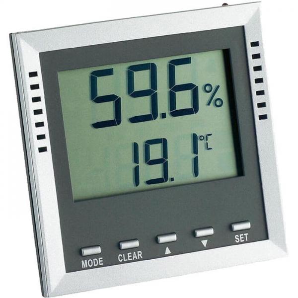 數字式最高最低溫濕度計 KLIMA GUARD