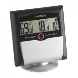 數字式溫濕度舒適度計