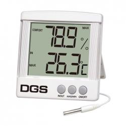 數字式最高最低溫濕度計 HT-9214