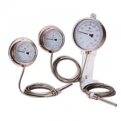 隔測式溫度計