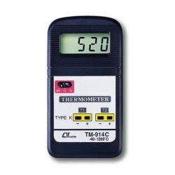 熱電耦溫度計 雙通道 迷你型