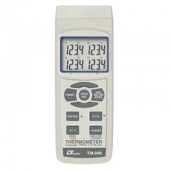 多功能溫度計 四通道 記錄型