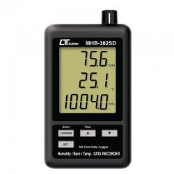 數字式溫濕度氣壓計