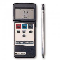 熱線式風速溫度計