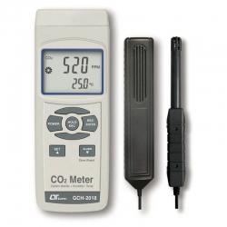 二氧化碳偵測器 含溫濕度計