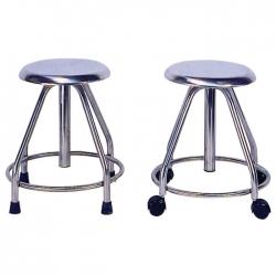 不鏽鋼迴轉椅 無塵室用