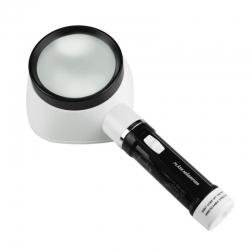 手持LED立式放大鏡