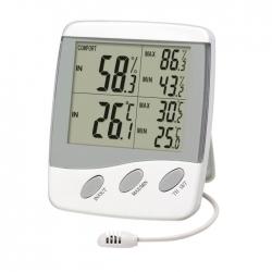 數字式最高最低溫濕度計 HT-9248