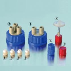 多孔螺蓋 GL-45 PP