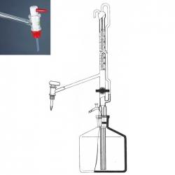自動滴定管 AS級附迴流 PTFE活栓