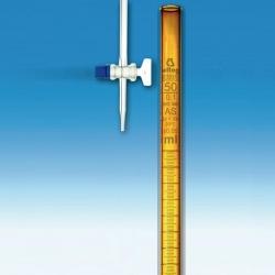 茶色滴定管 AS級玻璃栓