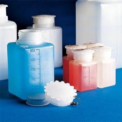 塑膠方型廣口瓶PE