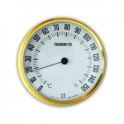 溫度計 圓型 乾式三溫暖用