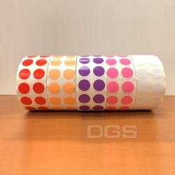 冷凍標籤  13mm 顏色隨機