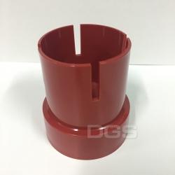 直筒型燒瓶座PP 100ml用 3個/組