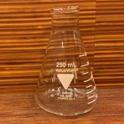 三角燒瓶 250ml