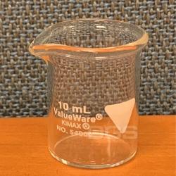 低型燒杯 10ml