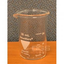 低型燒杯 30ml