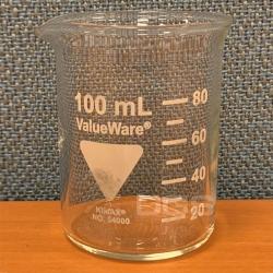 低型燒杯 100ml