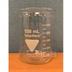 低型燒杯 600ml