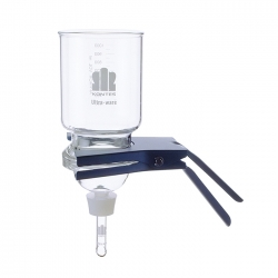 玻璃過濾器 90mm 不鏽鋼濾片