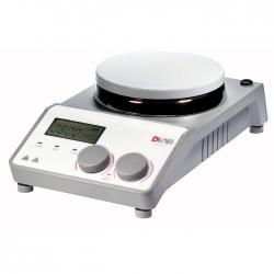 電磁加熱攪拌器 LCD5吋圓盤 MS-H-PROT 定時型 340℃