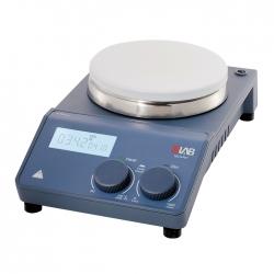 電磁加熱攪拌器 LCD5吋圓盤 MS-H-PRO+ 340℃ 220V
