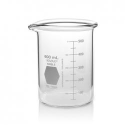 低型燒杯 厚壁